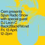Spun w/ Cem and Leon C (130418)