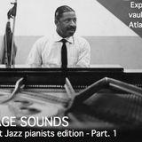 VINTAGE SOUNDS N°24 - Great Jazz Pianists Part 1  (Back2Back FM)