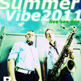Johnny Bravo & Mieczyk (live sax) pres Best of Summer Vibe 2011 sideA