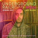 WBAI 99.5fm @ Underground Railroad Radio ~twoforone~