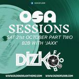 OSA Sessions B2B 'JAXX' Part 2