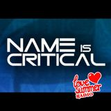 Name Is Critical - To The Cosmos 22 - LSR.