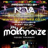 Jay Makanoize Psytrance Experience 12_01_16