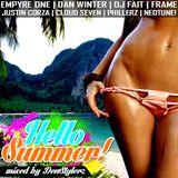Hello Summer! (mixed by DenStylerz) [ HANDS UP MIX ]
