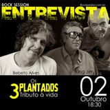 Entrevista - Los 3 Plantados ( Bebeto Alves - Jimi Joe - King Jim )