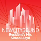 NCS Resident's Mix: Simon Lloyd - September 2014