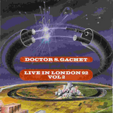 """Dr. S Gachet at AWOL (Paradise) """"Live In London 92"""" Side I"""