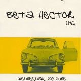 BETA HECTOR MIX FOR ''FLEXIBLE SOUNDS'' 26/6/13