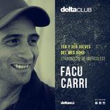 Facu Carri - Delta Club on Delta 90.3 FM - 18-May-2016