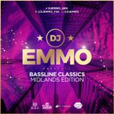 Dj Emmo Presents Bassline Classics Midlands Edition