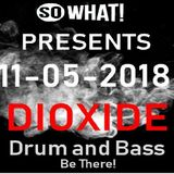 #Live Drum and Bass #DNB and #Neurofunk from Live show in Netherlands - May 11 2018 - DIOXIDE