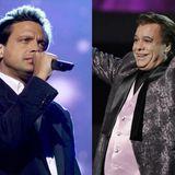 ¡Luis Miguel y Juan Gabriel juntos!