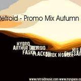 Retroid - Autumn 2008 Promo Mix