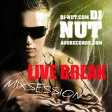 Dj Nut - Live Break Mix Session