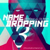 Name Dropping 3 (TRAP, HIP-HOP, ELECTRO)