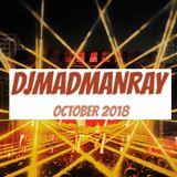 DJMadManRay - October 2018