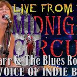 LIVE from the Midnight Circus Featuring Val Starr and the Blues Rocket