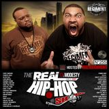 DJ MODESTY - THE REAL HIP HOP SHOW N°255 (Hosted by THE REGIMENT)