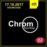 ADE2017 Chrom Rec Showcase: Pedro Mercado B2B Kris Adrian (live recorded @ Club NL)