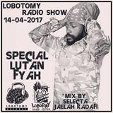 "Lobotomy Sound System & Selecta Jallah Kadafi "" Special Lutan Fyah & Roots Reggae "" 14-04-2017 ..."