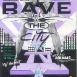 Aircheck Radio Stad Den Haag Rave the city 4 1992