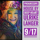 Progressive House by Deep Heart Ulrike Langer 9/17