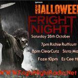 Frightnight Radio - Reinforced Records Set  - Dave Faze