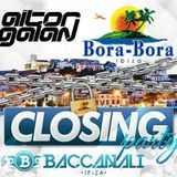 Aitor Galan @ Baccanali at Bora Bora Ibiza 05-10-2013