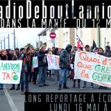 [LONG DOCUMENT] Dans la manif' contre la loi Travail du 12 mai, à Lannion - Partie 1