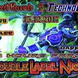 Lufttrockner to be with Tone Driver @ 48 h Double Label Night in Cologne 18.12.2017 vol. 1