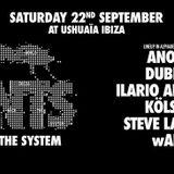 Ilario Alicante – Live  @ Ants – Ushuaïa Ibiza Beach Hotel – 22.09.2018