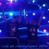 Takum Fox vs. Ash 9 - Live At RainFurrest 2015