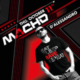 MACHO Party MADRID October 2018 - PROMO Mix By D'ALESSANDRO