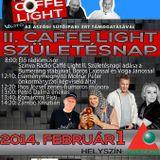 Caffe Light II. születésnap Boros Lajossal és Voga Jánossal - 2014.02.01 - Szinva Rádió