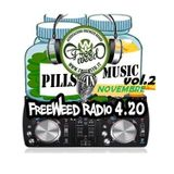Pills In Music n.22 -15 novembre 2018 - Mixed by FreeWeed Radio 4.20