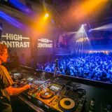 Night Gallery Tour - 02 - High Contrast (3Beat Records) @ Roxy - Prague (16.12.2017)