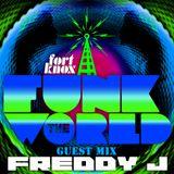 Freddy J presents Funk The World 52