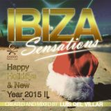 Ibiza Sensations 107 Happy Holidays & New Year 2015