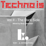 15.11.21 Techno Is Vol.2 - The Dark Side