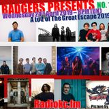Band of Badgers Presents #131 #RKC 117 - A to Z of The Great Escape Festival 2019 Part I