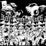 Gambusin @ Free Zulo Attack (Carnaval's) Raggatek // Hardtek // Hardfloor
