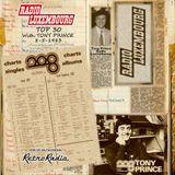 Radio Luxembourg Top 30 - Tony Prince - 8-5-1983