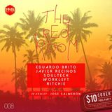 Live from The Red Room 008/ Salinitas Beach (House 4 Souls)(El Salvador)