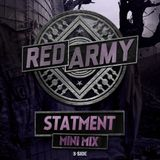 Statment Red Army Mini-Mix