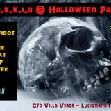 Alex Dee Dj @ M.a.k.k.i.a Halloween Party 2018