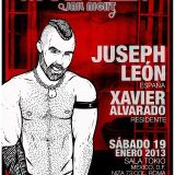 Dj Xavier Alvarado Live Act @ Jail Night By Maninfest