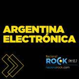 Martin Lamberto @ Argentina Electronica [Fm Nacional Rock 93.7] (Buenos Aires, Argentina) 31-08-2014