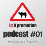 JZD PODCAST #1 - mixed by John Massiwe [2014]