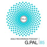 Agile Recordings Podcast 085 with G.Pal