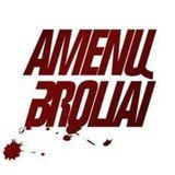 ZIP FM / Amenu Broliai / 2012-07-28